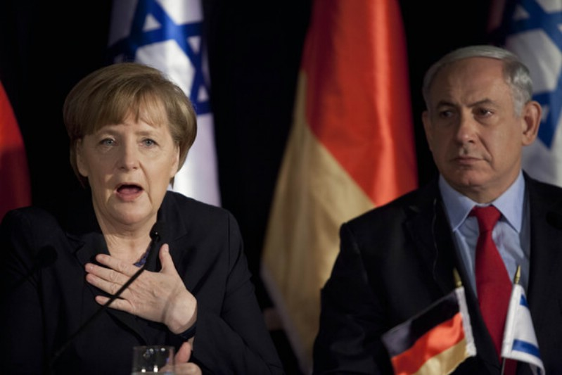 How Committed Is Germany To Israel's Security And Right To Exist?