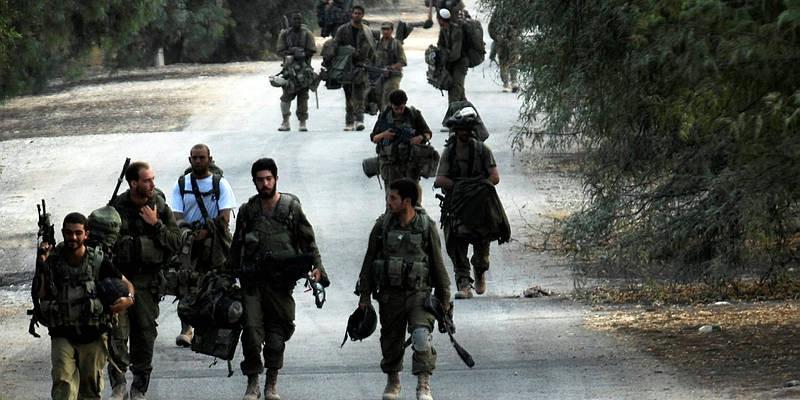 Report: IDF Reducing Operations In PA Autonomous Areas