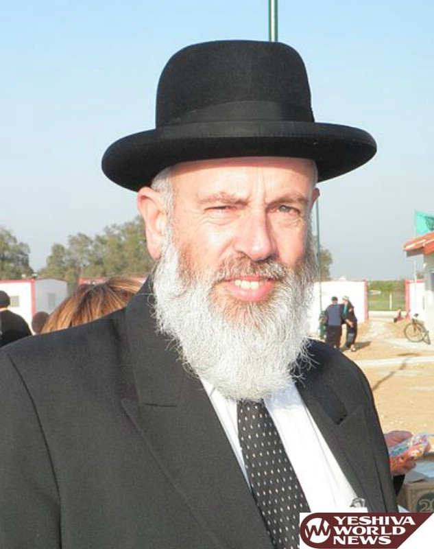 Rav Igra Elected To The Chief Rabbinate Supreme Beis Din As The Compromise Candidate