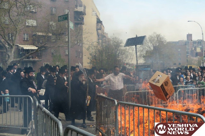 Photo Essay: Pesach 5776 With Admorim From Around The ...