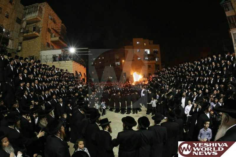Photo Essay: Lag Baomer 5776-2016 Night In Jerusalem (Photos by JDN)
