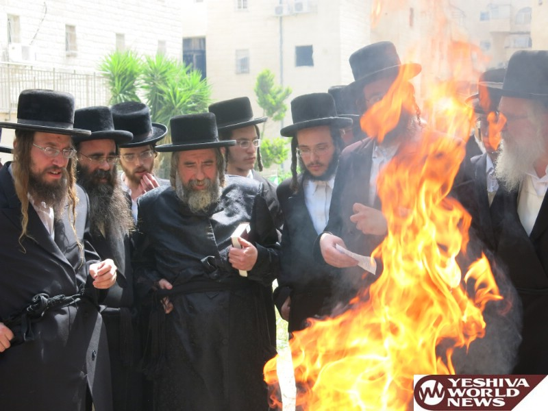 Photo Gallery: Pesach 5776 In Rachmestrivka (Photos by JDN)