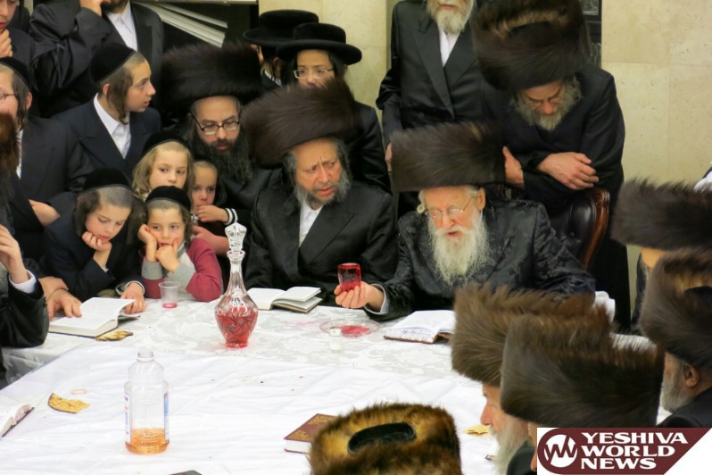 Photo Essay: Pesach 5776 With Admorim From Around The World [GALLERY 4] (Photos By JDN)