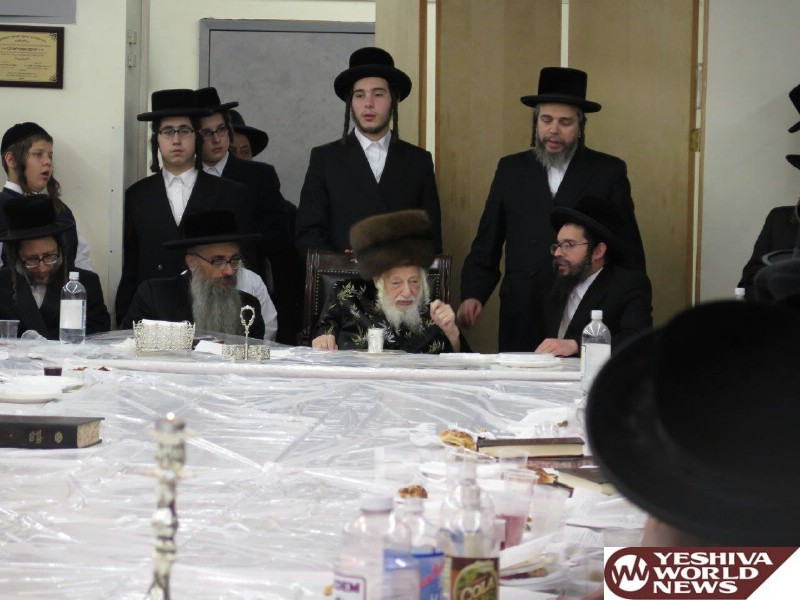Photo Essay: Lag Baomer 5776-2016 By The Skulener Rebbe (Photos by JDN)