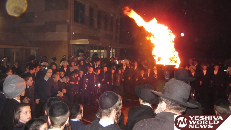 Photo Essay: Lag B'Omer Night 5776 - 2016 In Melbourne Australia (Photos by M Present)