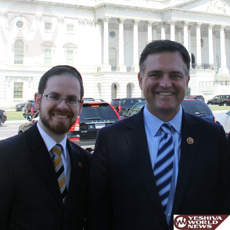 Founder of Congressional School Choice Caucus to Address Agudath Israel Dinner