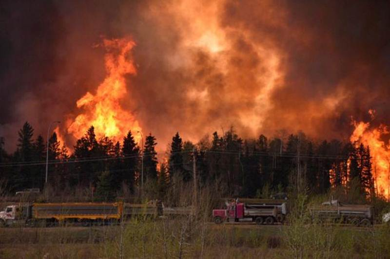 The Fort McMurray fire by the numbers