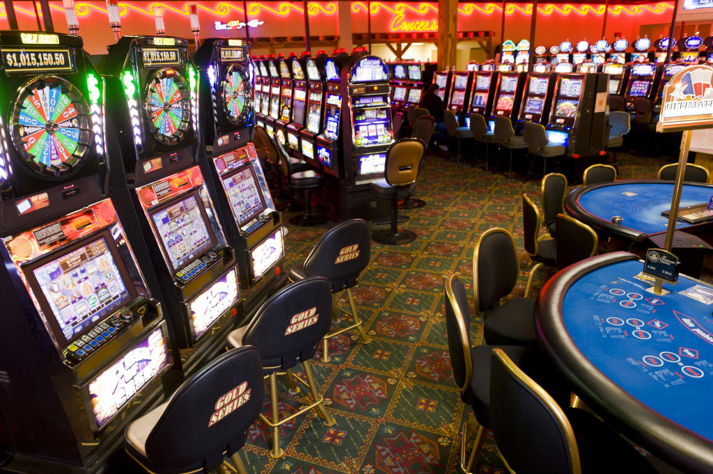 NJ Senate Speaker: Start Campaigning for Casinos Near NYC