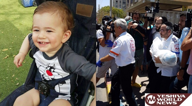 TRAGEDY IN ASHDOD: Child R'L Pronounced Dead After Being Forgotten In A Vehicle