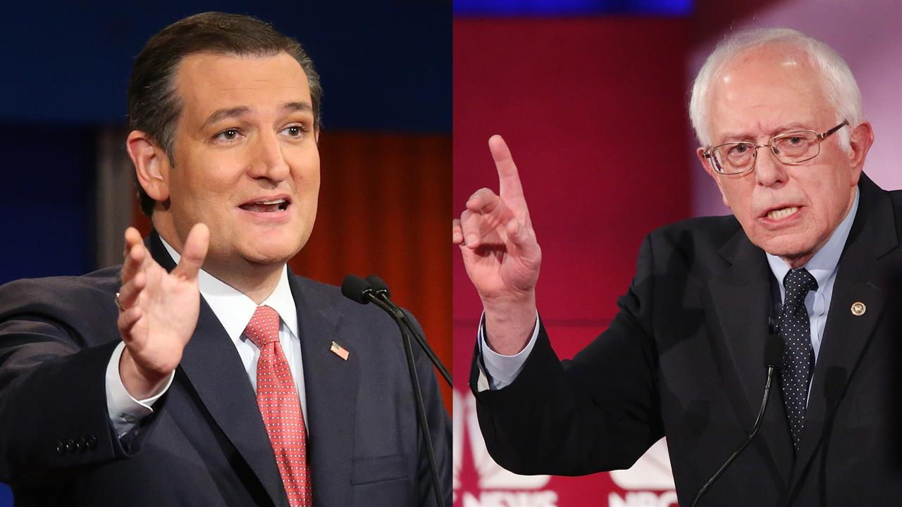 Viewer's Guide: Cruz, Sanders Want Campaign Boost In Indiana