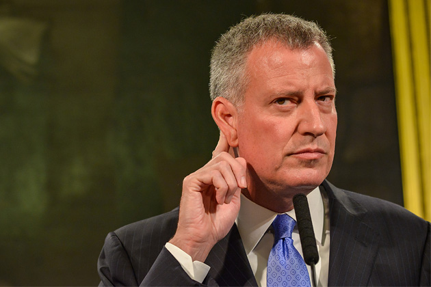 Mayor de Blasio's Nonprofit Group Stops Cooperating With Ethics Probe