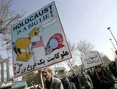Iran's Holocaust Denial Is Part Of A Malevolent Strategy