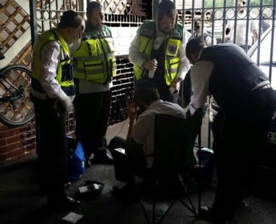 Jewish Man Robbed in London After Meet-Up for Online Sale of Laptop