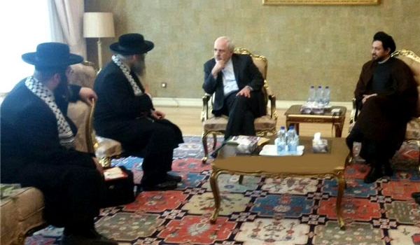 PHOTOS: Neturei Karta's Ahmed (Yisroel Dovid) Weiss Visits Iran - Group Calls For 'Annihilation Of The Zionist Regime'