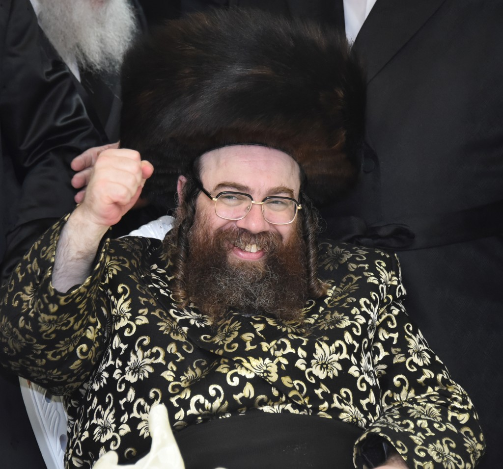 Anticipation Builds For Veretzky Rebbe Visit to United States