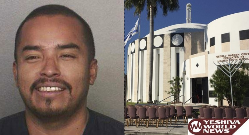 Florida: Suspect in Jewish Center Bomb Plot in Court