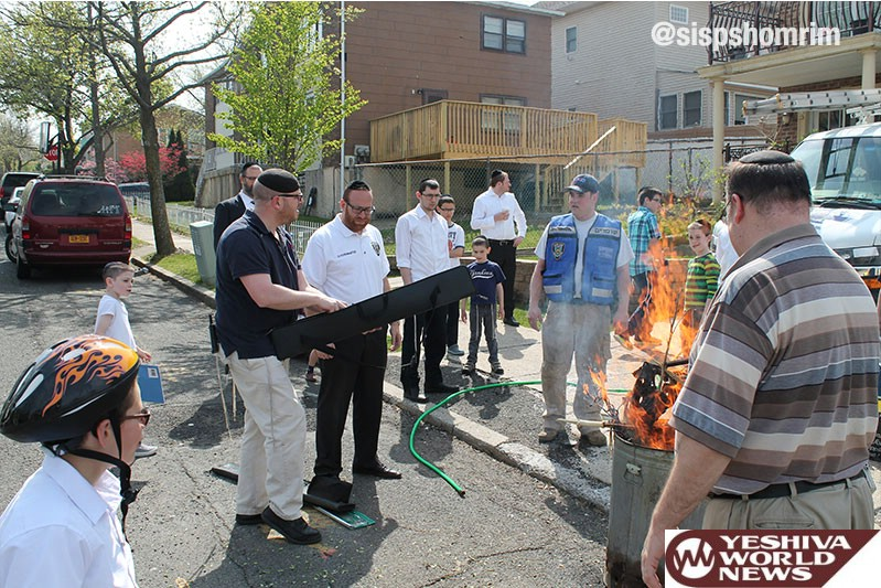 Photo Gallery: Pesach 5776 In Staten Island