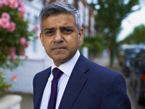 Sadiq Khan elected mayor of London