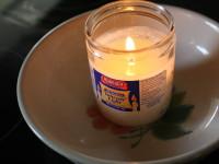 yartzeit candle