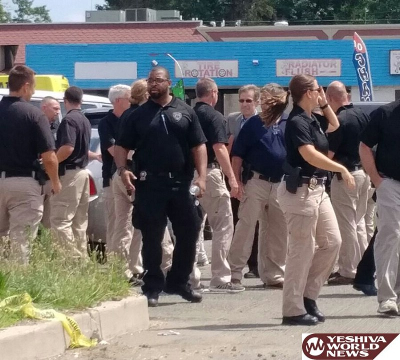 BREAKING PHOTOS: Federal Agents Raid Multiple Locations In Lakewood [UPDATED 5:30PM ET]