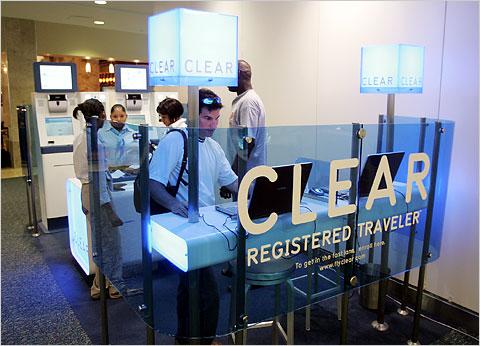 Elite Travelers Skip TSA Airport Security Line