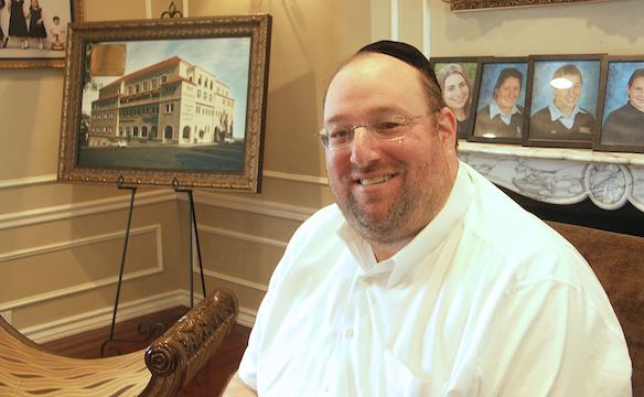 Philanthropist Rechnitz Bringing Avreichim To LA To Give A Chizuk To The Community
