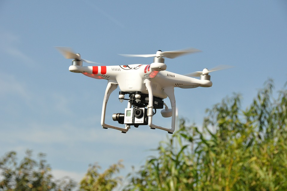Man Cited For Flying Drone In DC's 'No Drone Zone' Again