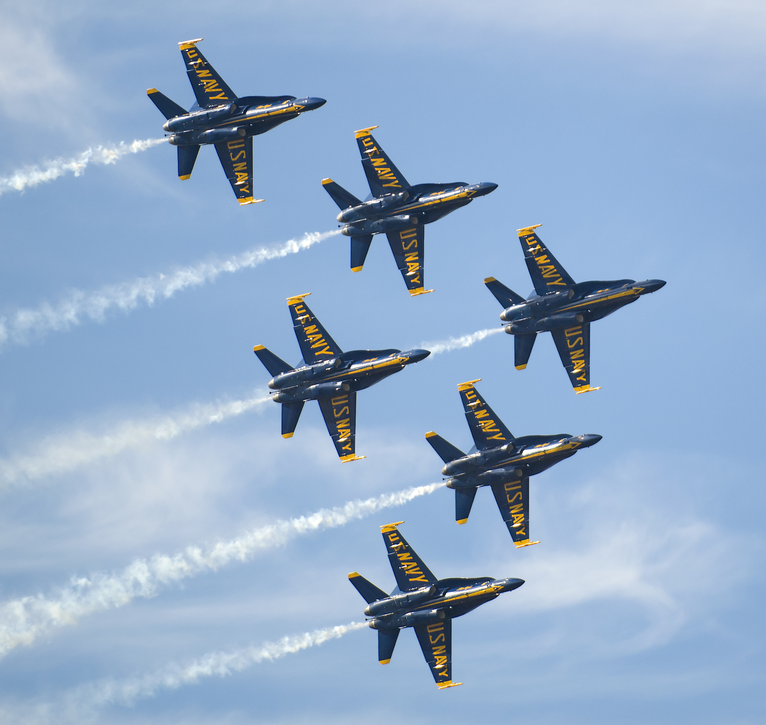 After Deadly Crash, Blue Angels Set To Resume Airshow Schedule