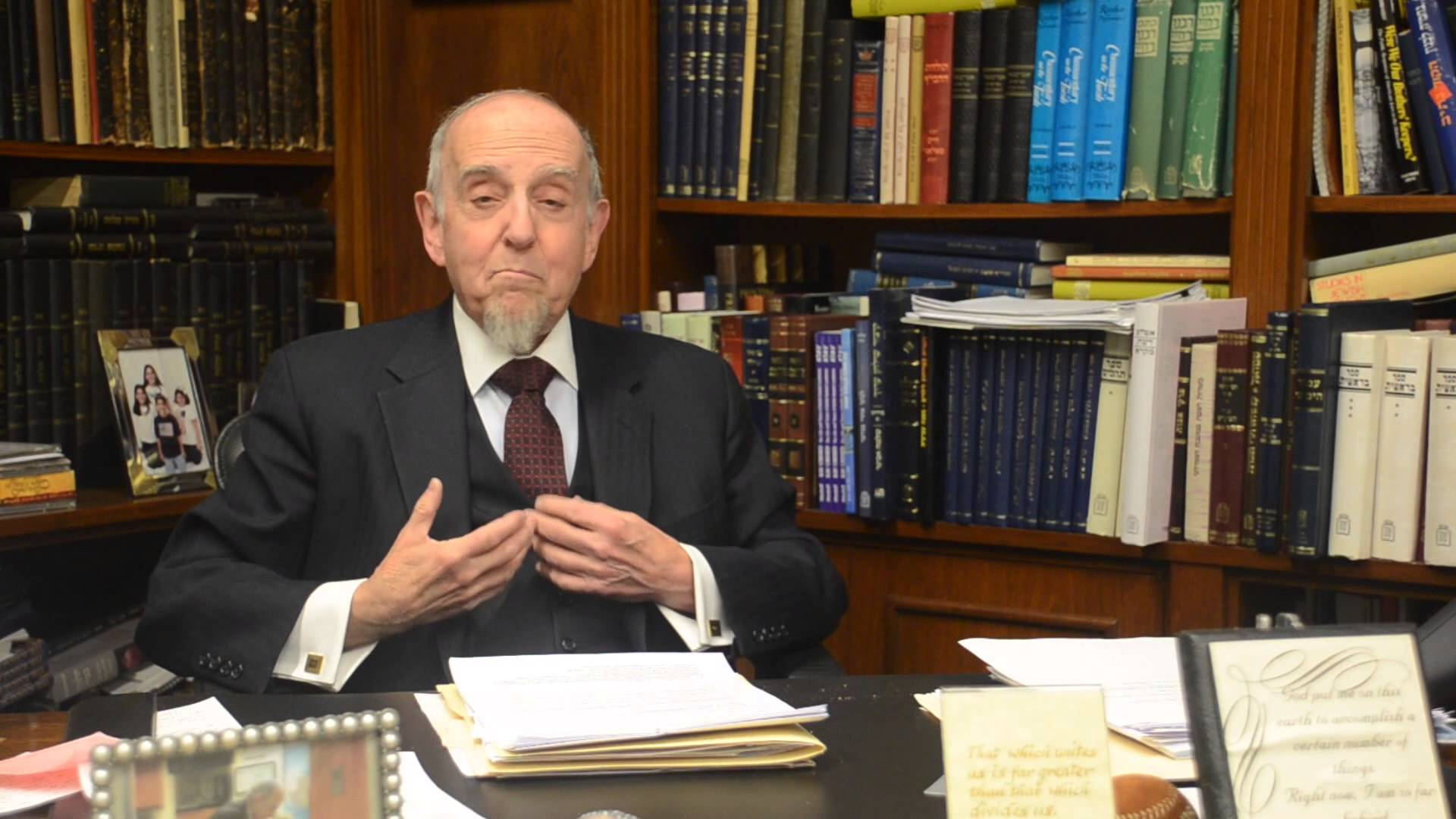 Reactions On The Rabbinical Court Denial Of Rabbi Lookstein's Conversions
