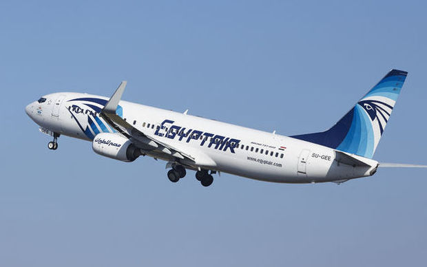 After Cleaning, EgyptAir Plane's Data Files Studied In Egypt
