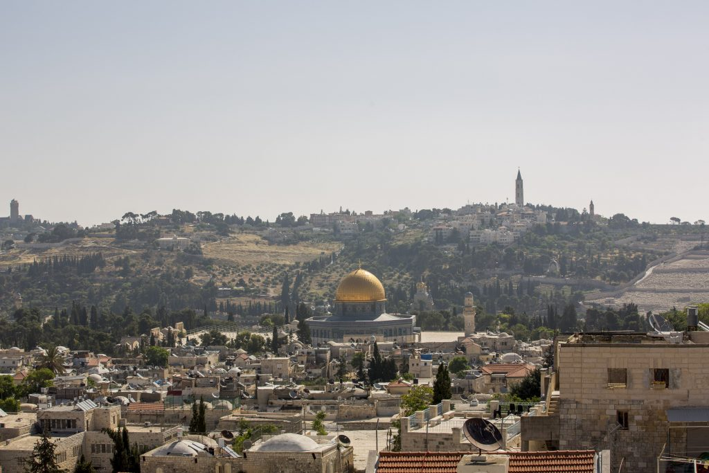 Israel's Interior Ministry To Fund Transportation To Har Habayis For Muslim Worshipers