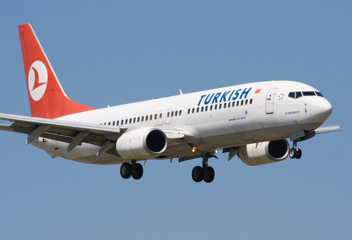 Turkish Airlines Resuming Flights To Israel