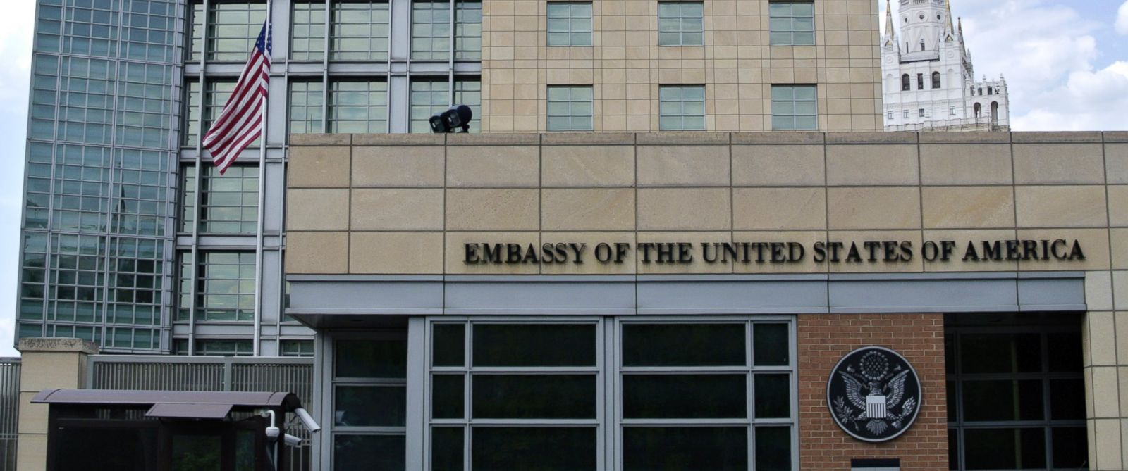 Russian FSB Guard Attacked U.S. Diplomat Outside Moscow Embassy