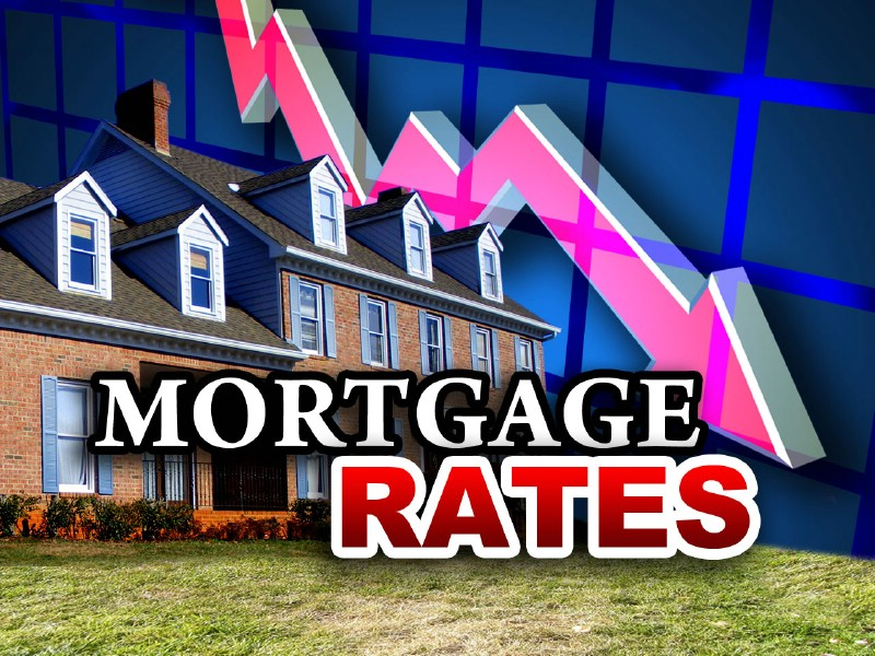 Average US 30-Year Mortgage Falls To 3.48 Percent