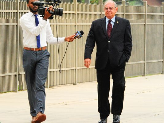 Sheriff Accused Of Anti-Semitic Threats Against Prosecutor
