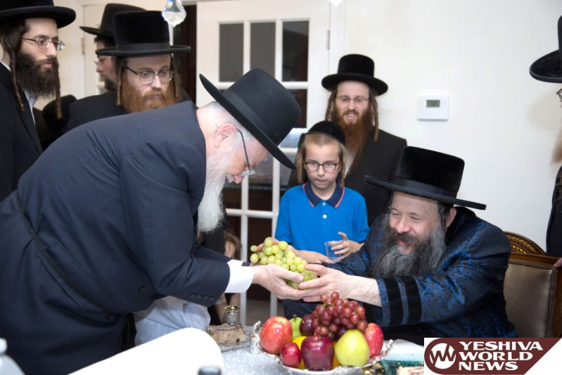 Mesivta Eitz Chaim of Bobov Parlor Meeting-130