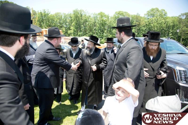 Mesivta Eitz Chaim of Bobov Parlor Meeting-14