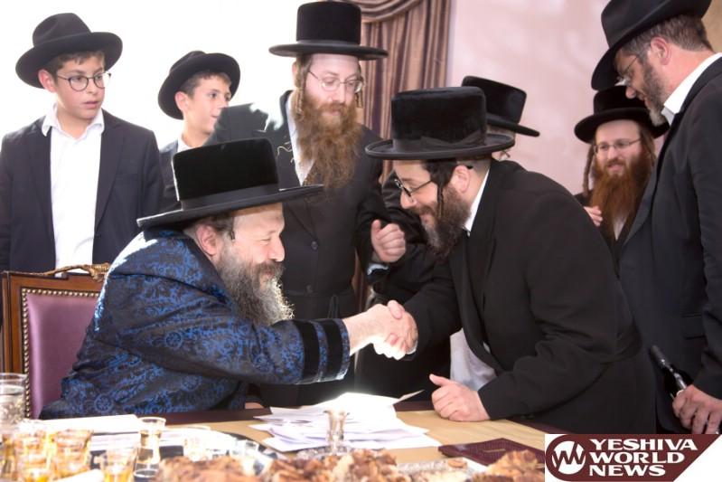 Mesivta Eitz Chaim of Bobov Parlor Meeting-359