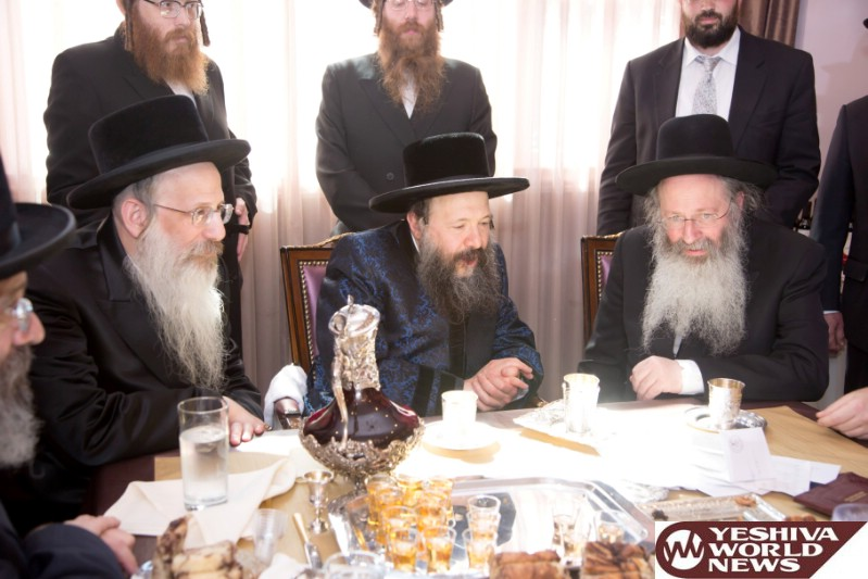 Mesivta Eitz Chaim of Bobov Parlor Meeting-411