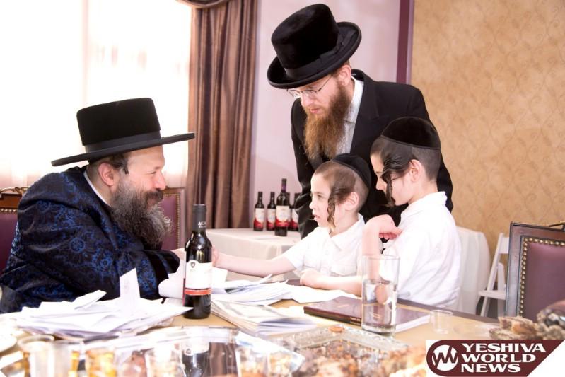 Mesivta Eitz Chaim of Bobov Parlor Meeting-587