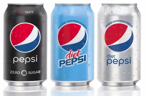 Pepsi to Reintroduce Aspartame in New Diet Beverage