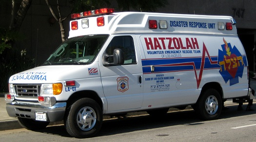 Hatzolah Of Los Angeles To Honor LAPD Assistant Chief At Largest Jewish-Community Based Event On West Coast