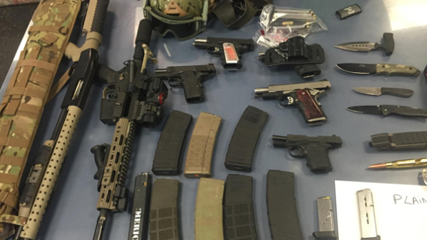 Group On 'Vigilante Mission' Caught With Weapons In Holland Tunnel Due In Court