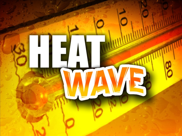 Southwest celebrates first day of summer with heat wave