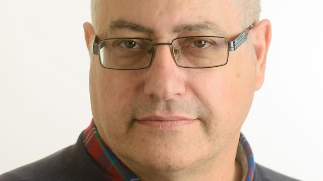Sarona Market Terror Victim - Dr. Michael Feige HYD