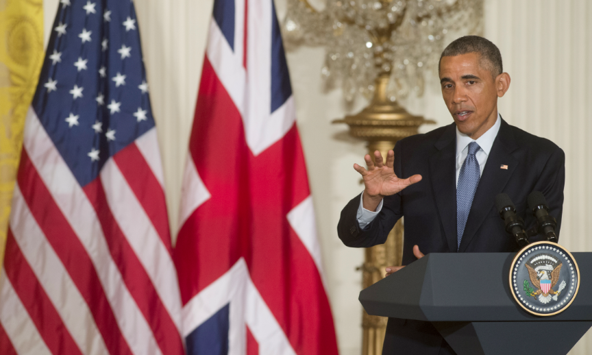 Obama Says US Respects United Kingdom's Decision To Leave EU
