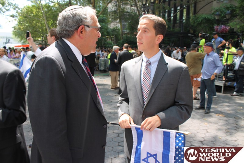 Assemblyman Goldfeder to Join Yeshiva University as Head of Government Relations