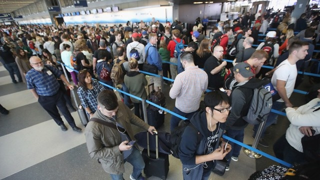 11 People Got Through Security Checkpoint at JFK Without Being Screened