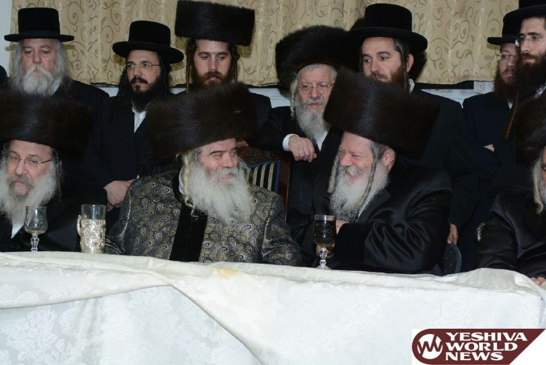 03 Rabonim at the Simcha (2)