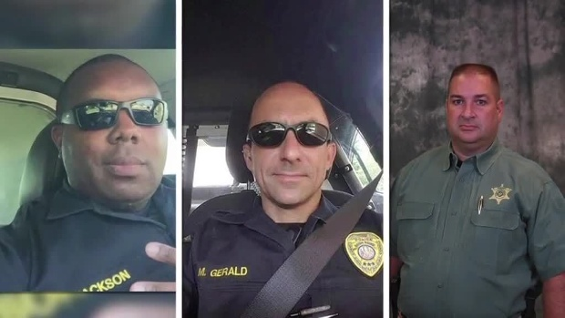 Baton Rouge Readies For Funerals Of 3 Slain Police Officers